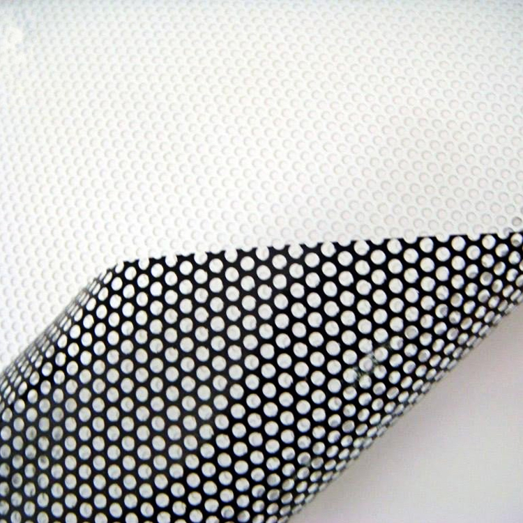 Window Perf Custom Printed Perforated Window Film Apm
