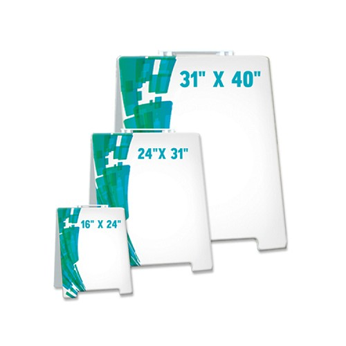 a frame signs and sandwich boards - A Frame Signs